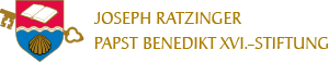Joseph Ratzinger Papst Benedikt XVI.– Stiftung
